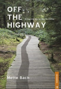 Off the Highway by Mette Bach, cover