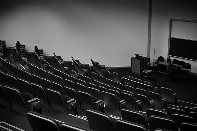 Empty seats by Benson Kua on Flickr